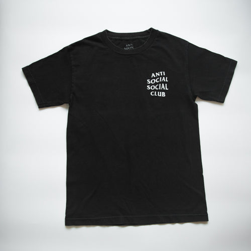 Anti Social Social Club Korea Tee (Small / USED)