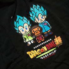 Bape x Dragon Ball Z Hoodie (Large / MINT)