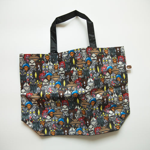 Bape x Ultraman Tote Bag (MINT)