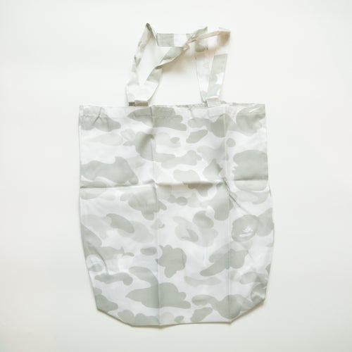 Bape White Camo Tote Bag (MINT)
