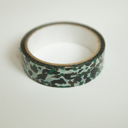 Bape Green Camo Tape (MINT)