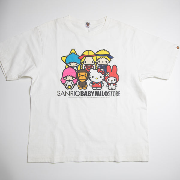 Bape x Sanrio Hello Kitty Tee (Medium / USED)