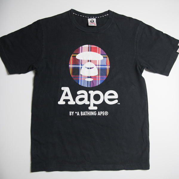 Aape Ape Head Tee (Medium / USED)