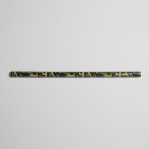 Bape Green Camo Pencil (MINT)