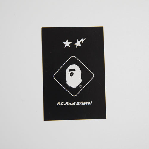 Bape x F.C. Real Bristol Sticker (MINT)