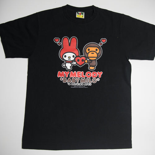 Bape x My Melody Baby Milo Tee (Medium / USED)