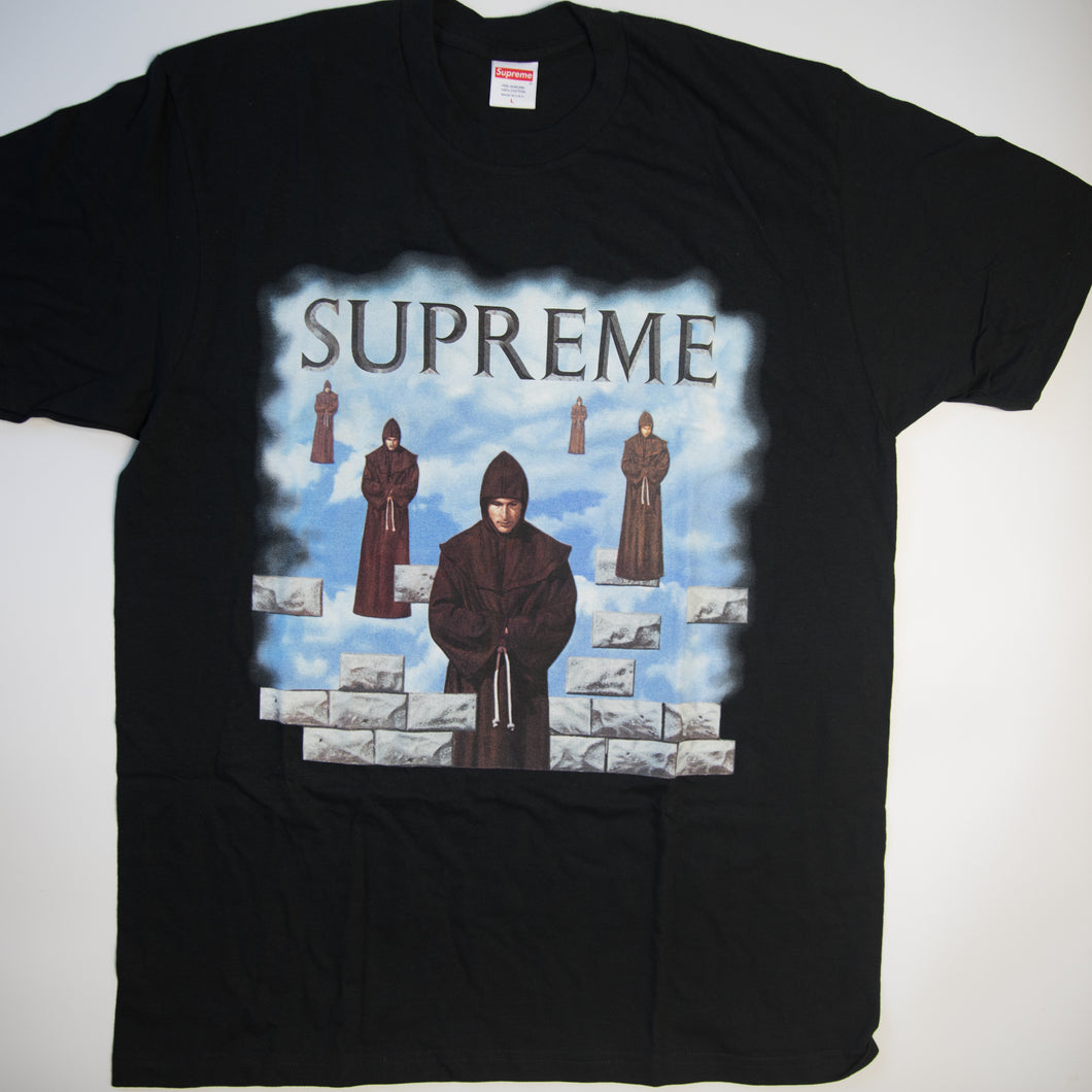 Supreme Levitation Tee Black (Large / MINT)
