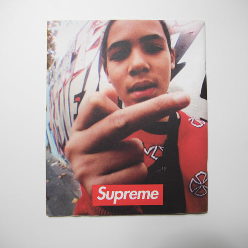 Supreme Paris Zine Book (MINT)