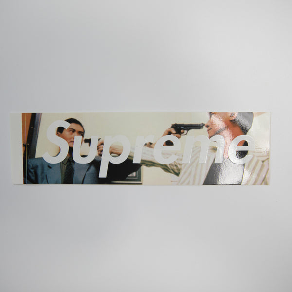Supreme The Killer Box Logo Sticker (MINT)
