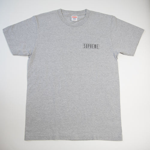Supreme Riot Tee (Medium / USED)