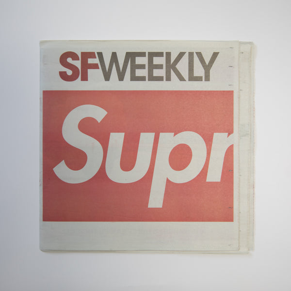 Supreme SF Weekly Newspaper (MINT)