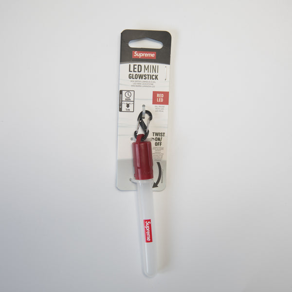 Supreme Night Lite LED Mini Glowstick Keychain (NEW)