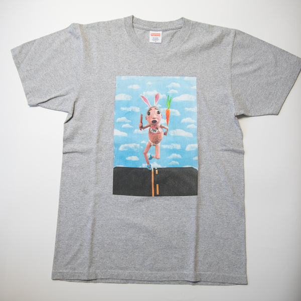 Supreme x Mike Hill Runner Tee (Medium / USED)