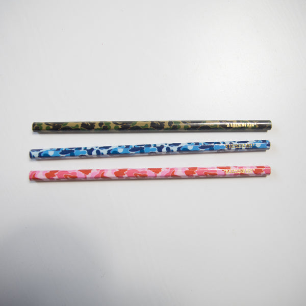 Bape Camo Pencil Set (MINT)