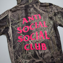 Anti Social Social Club Catskale Hoodie (Large / MINT)
