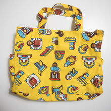 Bape Milo Tote Bag Yellow (MINT)