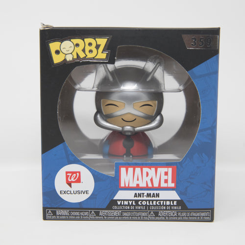 Funko Dorbz Marvel #359 - Ant-Man - Walgreens Exclusive - Vinyl Figure (MINT)