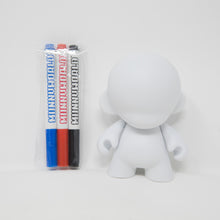 Kidrobot x Munnyworld x Lootcrate - Mini Munny Create Your Own - Vinyl Figure (MINT)