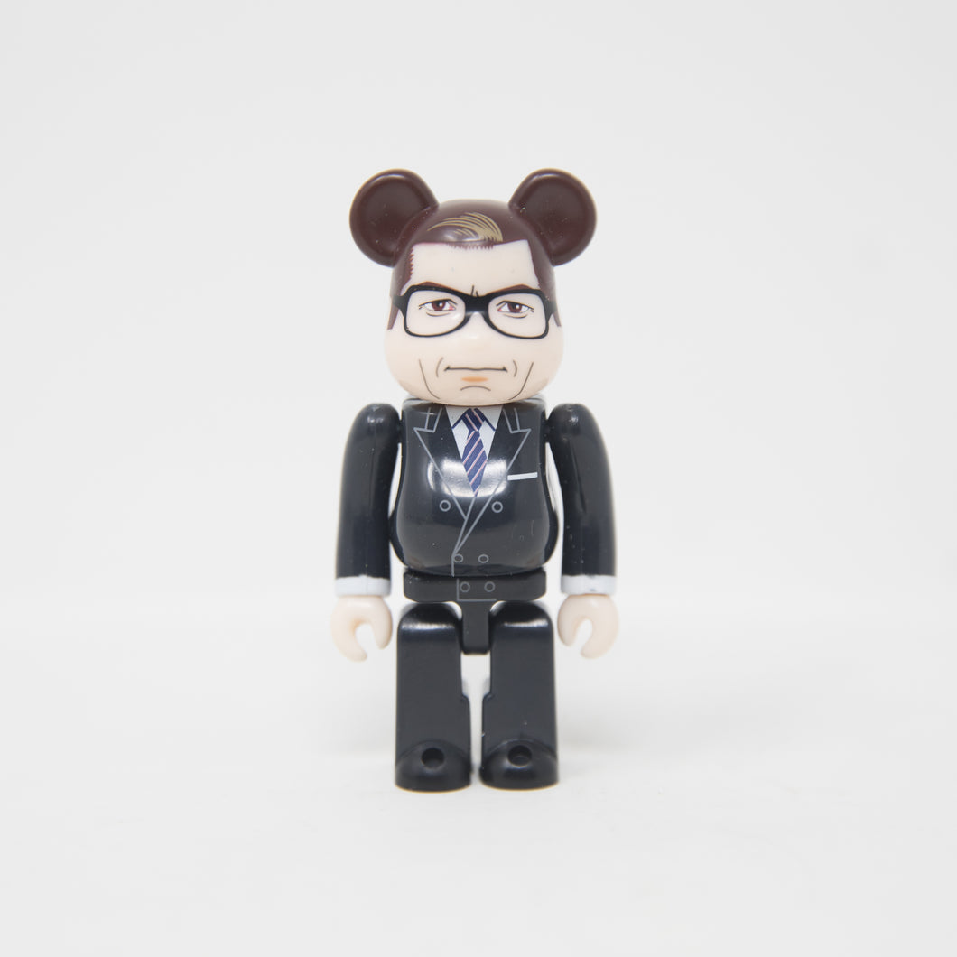 Medicom Toy BEARBRICK Galahad / Kingsman: The Secret Service - Hero Series 36 100% Figure (MINT)