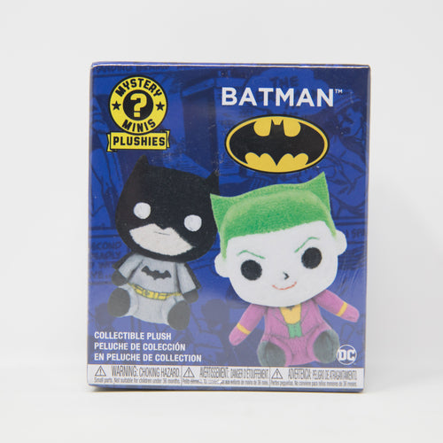 Funko Mystery Minis Plushies - Batman - Collectible Plush Blind Box (MINT)