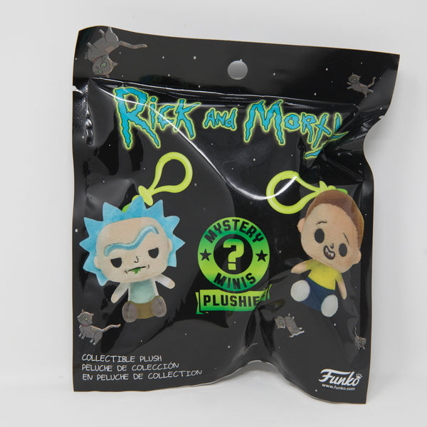 Funko Mystery Minis Plushies - Rick and Morty - Collectible Plush Blind Bag (MINT)