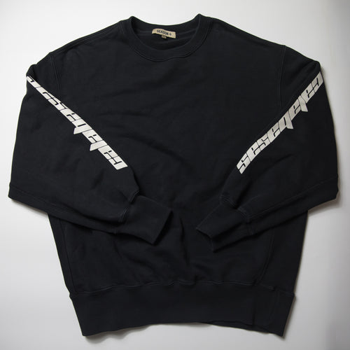 Yeezy Season 4 Calabasas Sweatshirt (Small / USED)