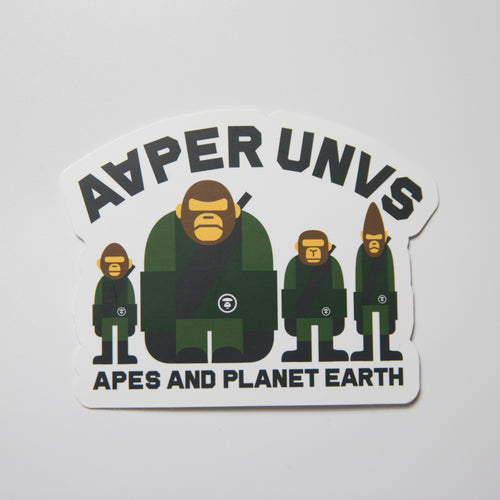 Aape Aaper Universe Business Card (MINT)