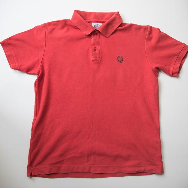 Billionaire Boys Club Helmet Polo Shirt Red (Medium / USED)