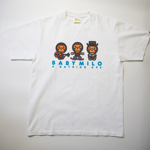 Bape x Back To The Future Tee (Medium / USED)