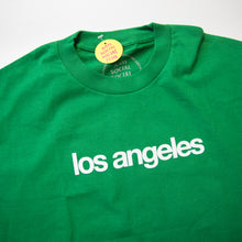 "Anti Social Social Club ""Los Angeles"" City Tee Green (Large / MINT)"