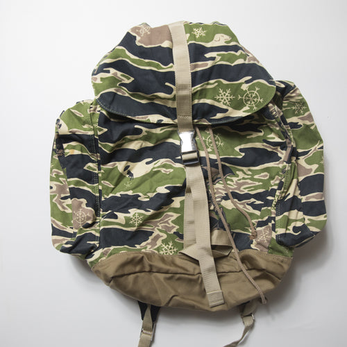 Billionaire Boys Club Camo Backpack (USED)