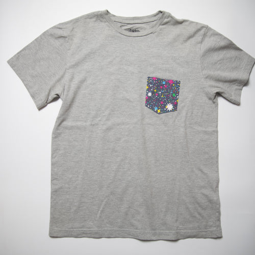 Billionaire Boys Club NYC Starfield Pocket Tee (Large / USED)
