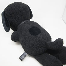 Kaws x Uniqlo Peanuts Snoopy Plush Doll Black Medium (USED)