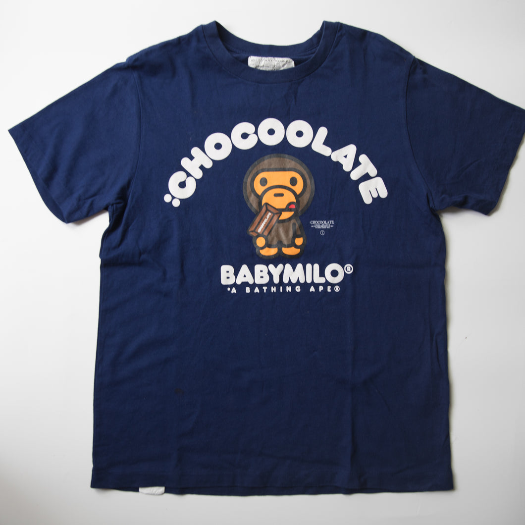 Bape Milo Chocoolate Tee (Small / USED)