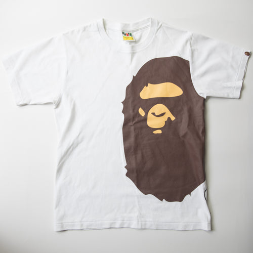 Bape Big Ape Head Tee (Small / USED)