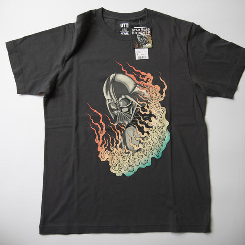 Star Wars x Uniqlo Darth Vader By Masumi Ishikawa Tee (Multiple Sizes / MINT)