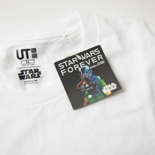 Star Wars x Uniqlo Logo By Stash Tee (Multiple Sizes / MINT)
