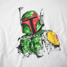 Star Wars x Uniqlo Boba Fett By James Jarvis Tee (XS / MINT)