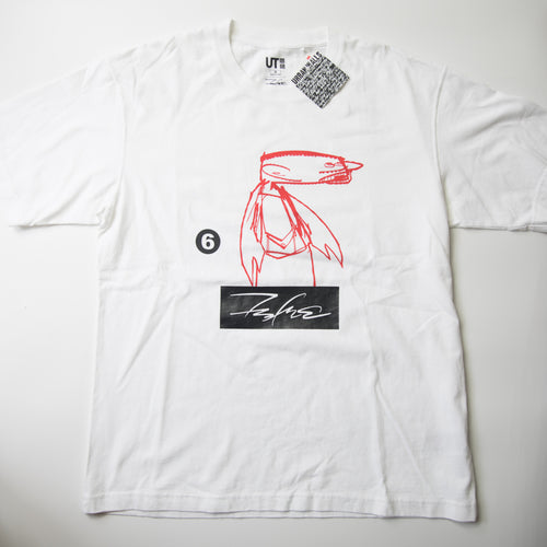 Futura Laboratories x Uniqlo Sketch Tee (Multiple Sizes / MINT)