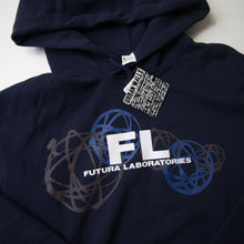 Futura Laboratories x Uniqlo Logo Hoodie (Multiple Sizes / MINT)
