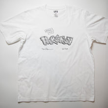 Daniel Arsham x Pokemon x Uniqlo Crystal Logo Tee (XL / USED)