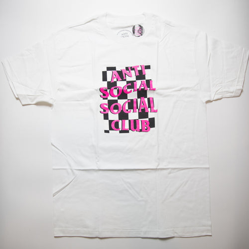 Anti Social Social Club Mall Grab Tee (Multiple Sizes / MINT)