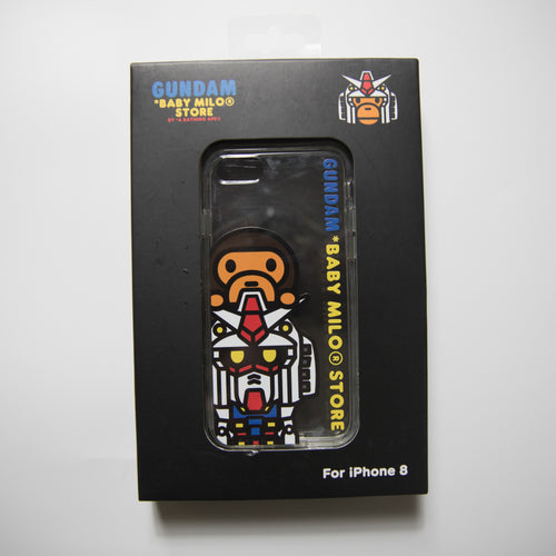 Bape x Gundam Baby Milo iPhone 8 Case (MINT)