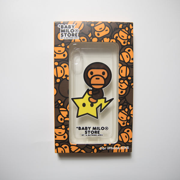 Bape Baby Milo Sta iPhone X / XS Case (MINT)
