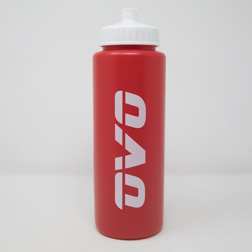 OVO Runner Water Bottle Red (NEW)