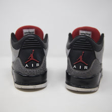 "Nike Air Jordan 3 ""Stealth"" (UK7 / USED)"