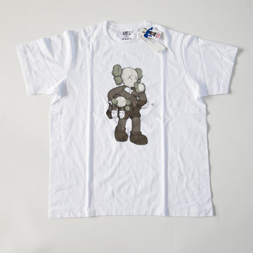 Kaws x Uniqlo Clean Slate Companion Tee (Multiple Sizes / MINT)