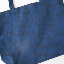 Kaws x Uniqlo Holiday Companion Tote Bag Navy (NEW)