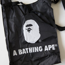 Bape Head Tote Bag Black (NEW)