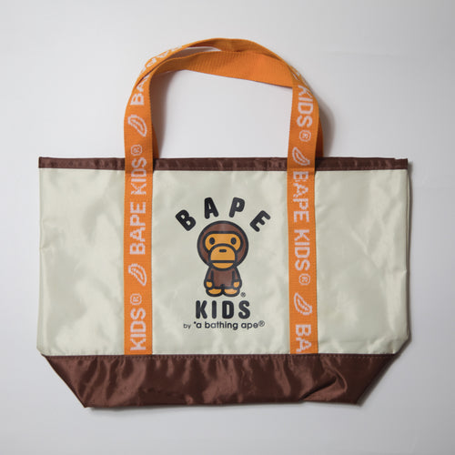 Bape Baby Milo Kids Tote Bag (MINT)